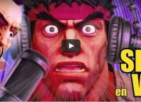 Benzaie imagine les voix VF de Street Fighter V