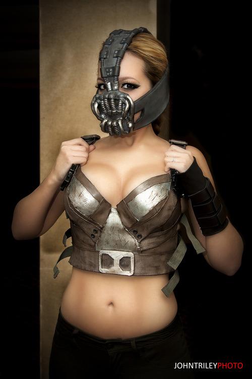 cosplay sexy bane