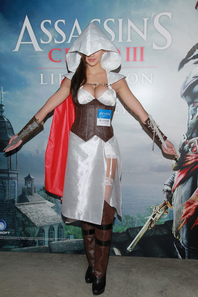 cosplay sexy Assassin's Creed