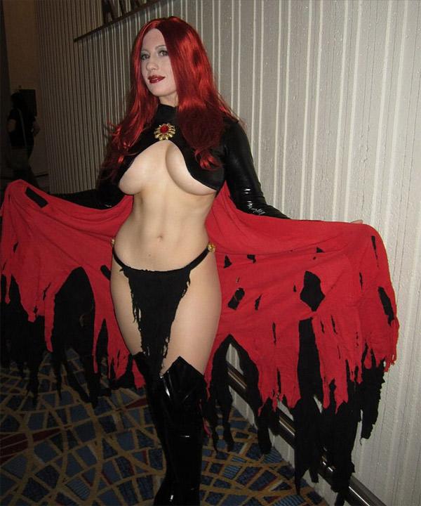 Cosplay Reine des goblins
