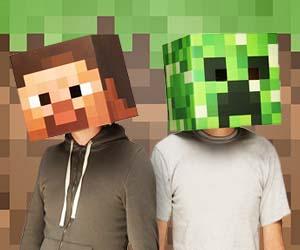 minecraft-masks
