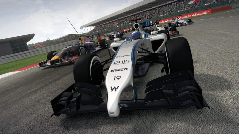 F1 2014 The Game Released