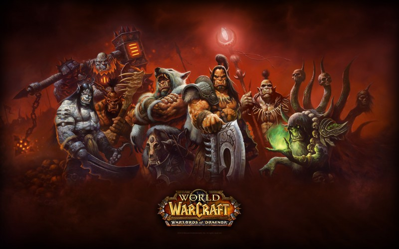 Warlords of Dreanor pas cher