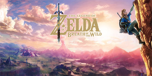 Zelda - Breath of the Wild sortira bien sur WII U