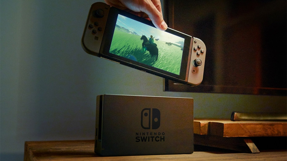 Comment éteindre la Switch en mode TV