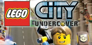 LEGO City Undercover sur Switch
