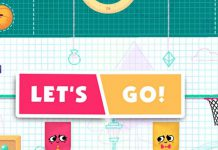 Snipperclips Plus